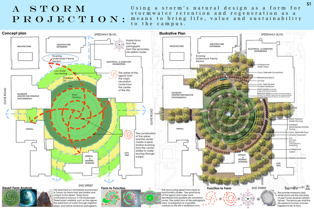 University of Arizona design