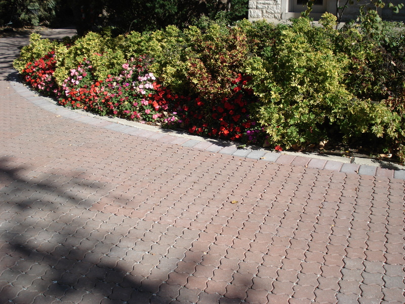 This image, courtesy of ReadingRock Building Materials and Services, depicts permeable pavers.