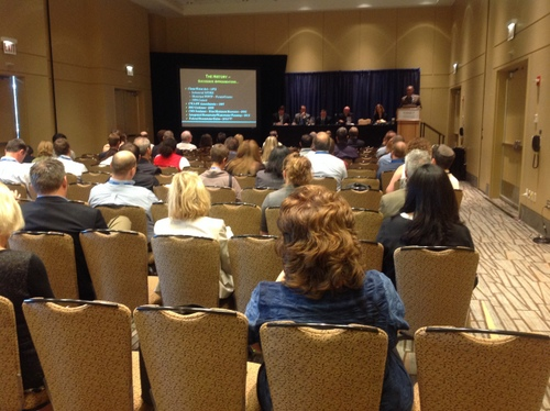 Presenters discuss both conventional and hot topics at the 2013 Stormwater Congress.