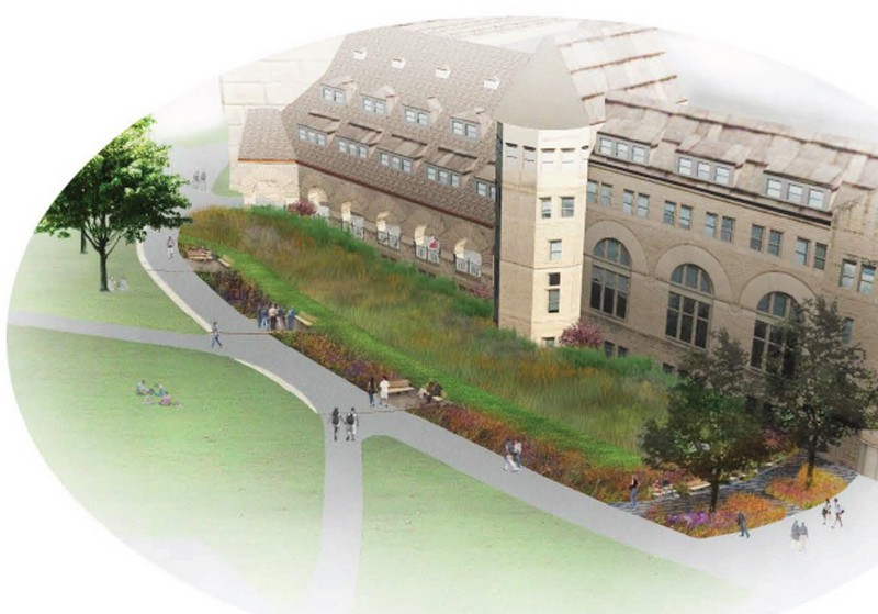 Kansas State University, Manhattan - First Place, Site Design Category