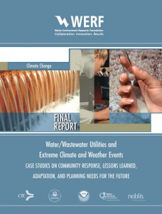 Water/Wastewater Utilities and Extreme Climate and Weather Events