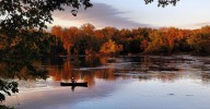 Healthy watersheds support recreation