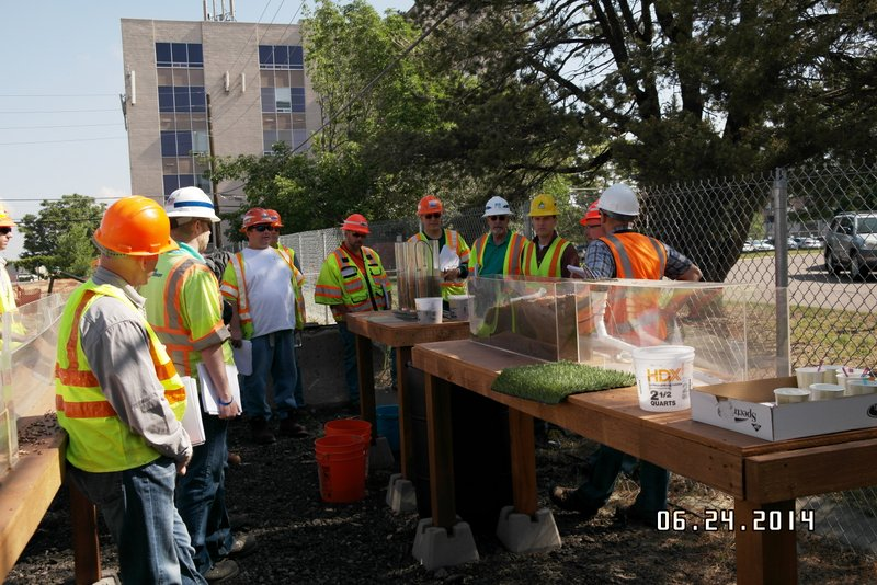 Ramping Up Erosion Control Training for Transportation Projects
