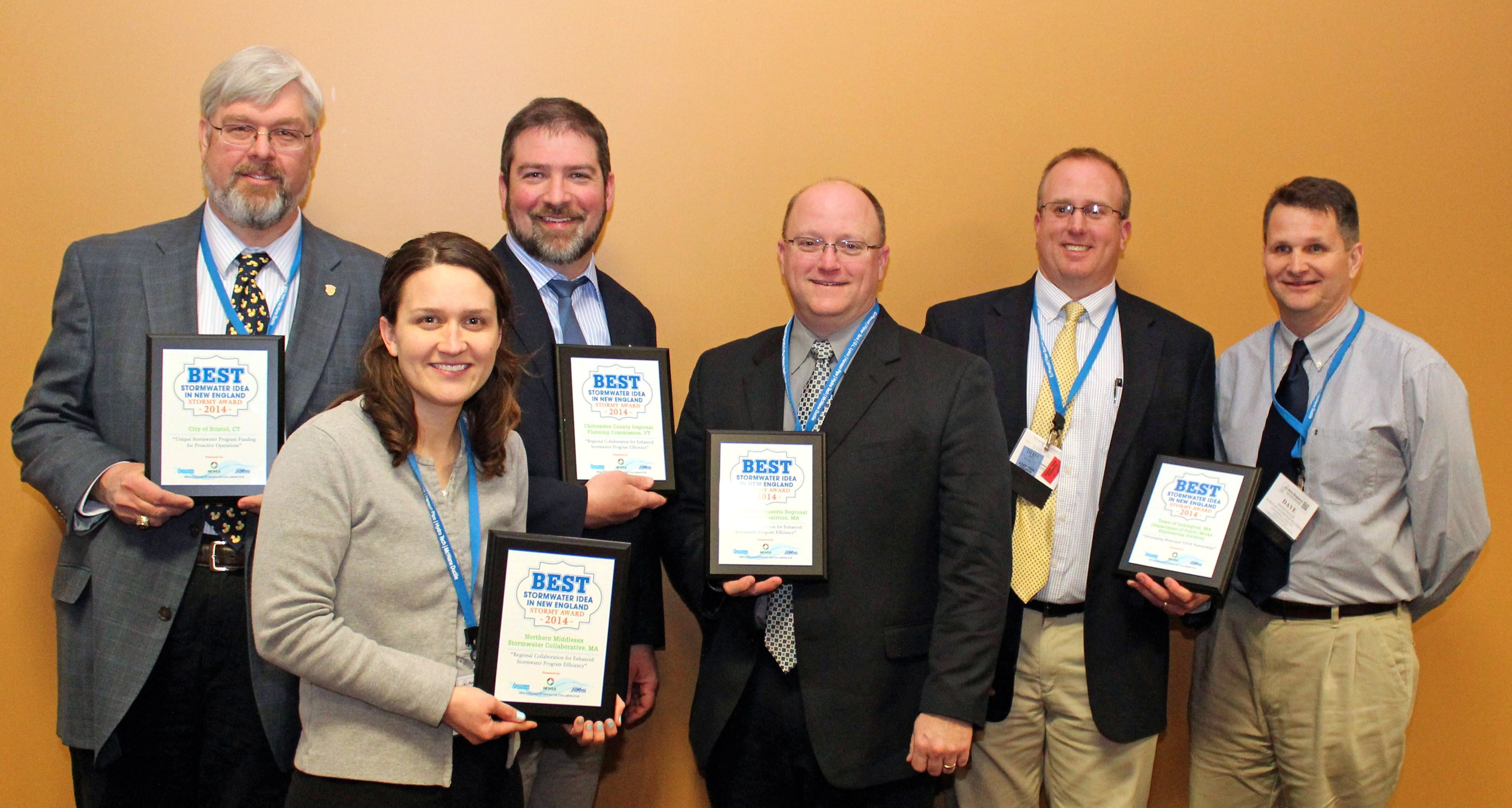 STORMY Awards Elevate New England Stormwater Efforts