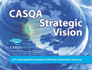 Cover from CASQA Strategic Vision_Dashboard