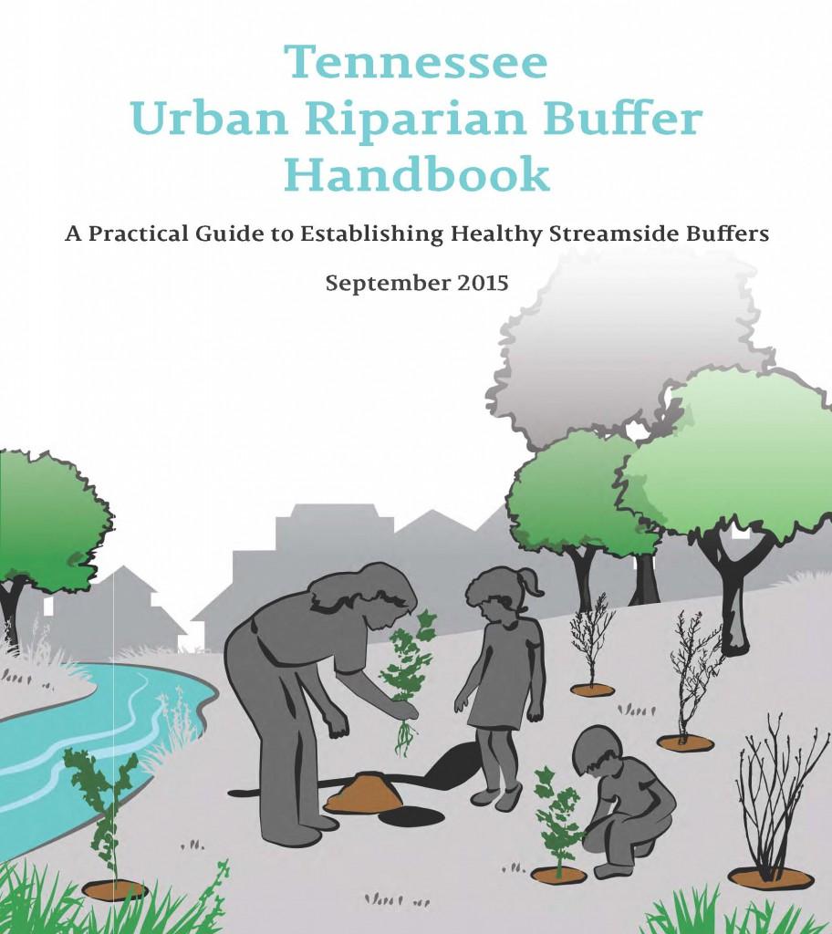 Cover of Riparian Buffer Handbook