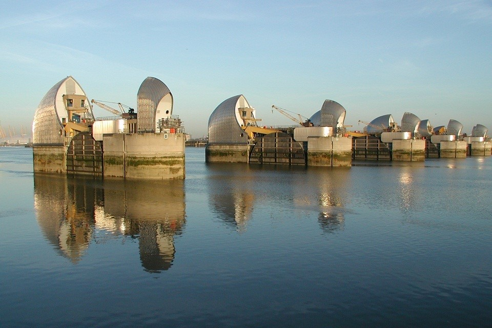 New Technologies Help the Environment Agency Prevent