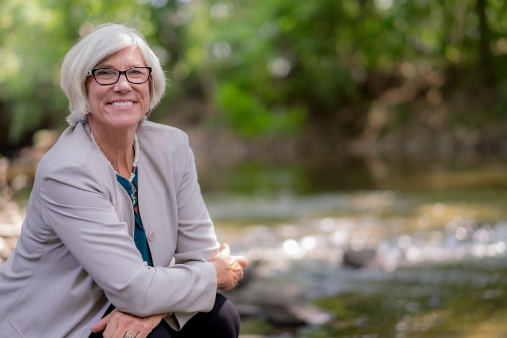 Michigan State University professor Joan Rose has received the 2016 Stockholm Water Prize. Image ©2016 Michigan State University.