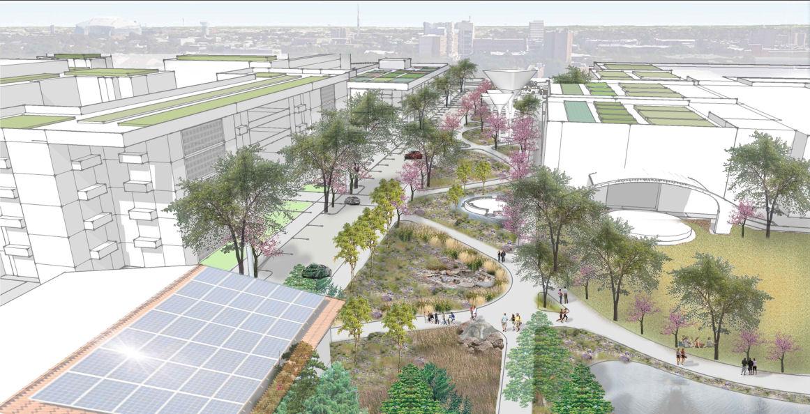 EPA announces 2015 Campus RainWorks winners