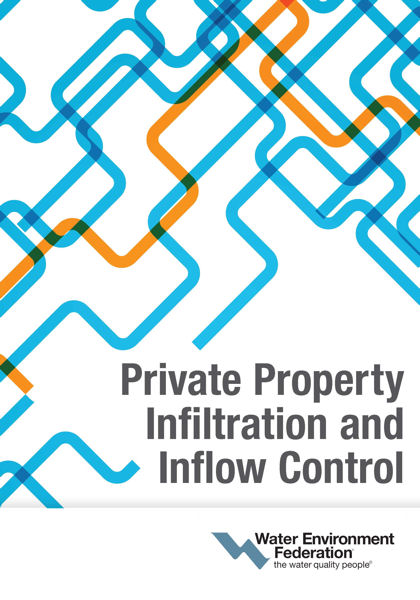 New book provides infiltration and inflow guidance
