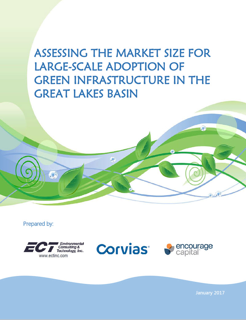 Report delves into private funding options for green infrastructure
