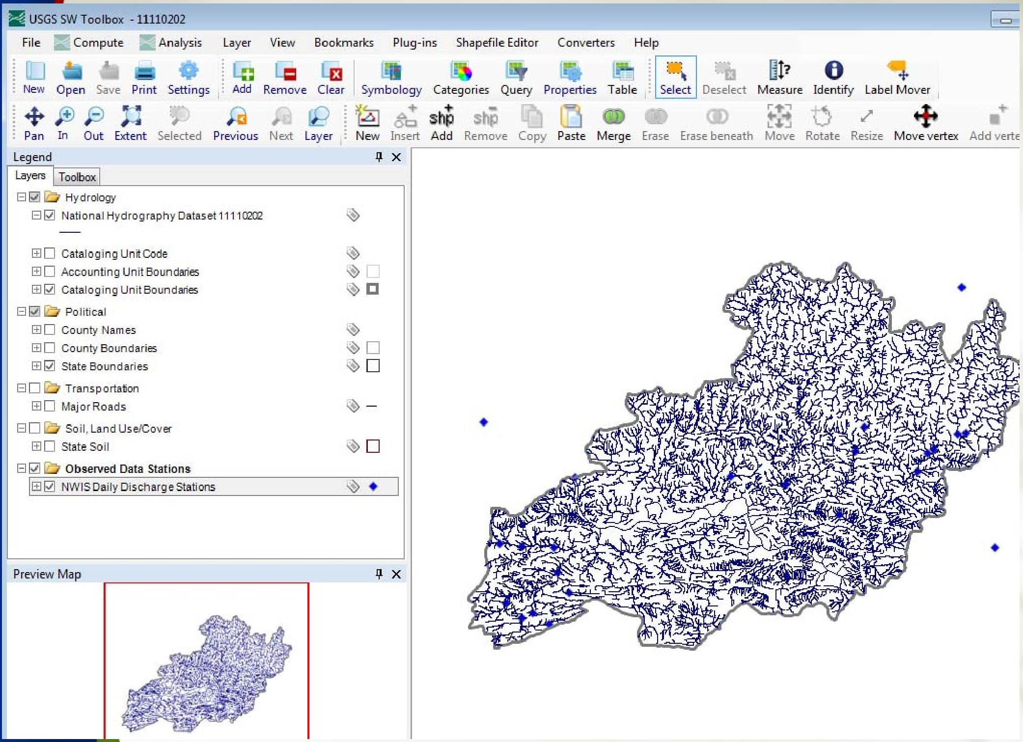U.S. EPA and USGS collaborate on new surface-water modeling tool