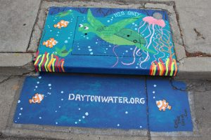 City of Dayton Department of Water / Art: Camille Karunaratne