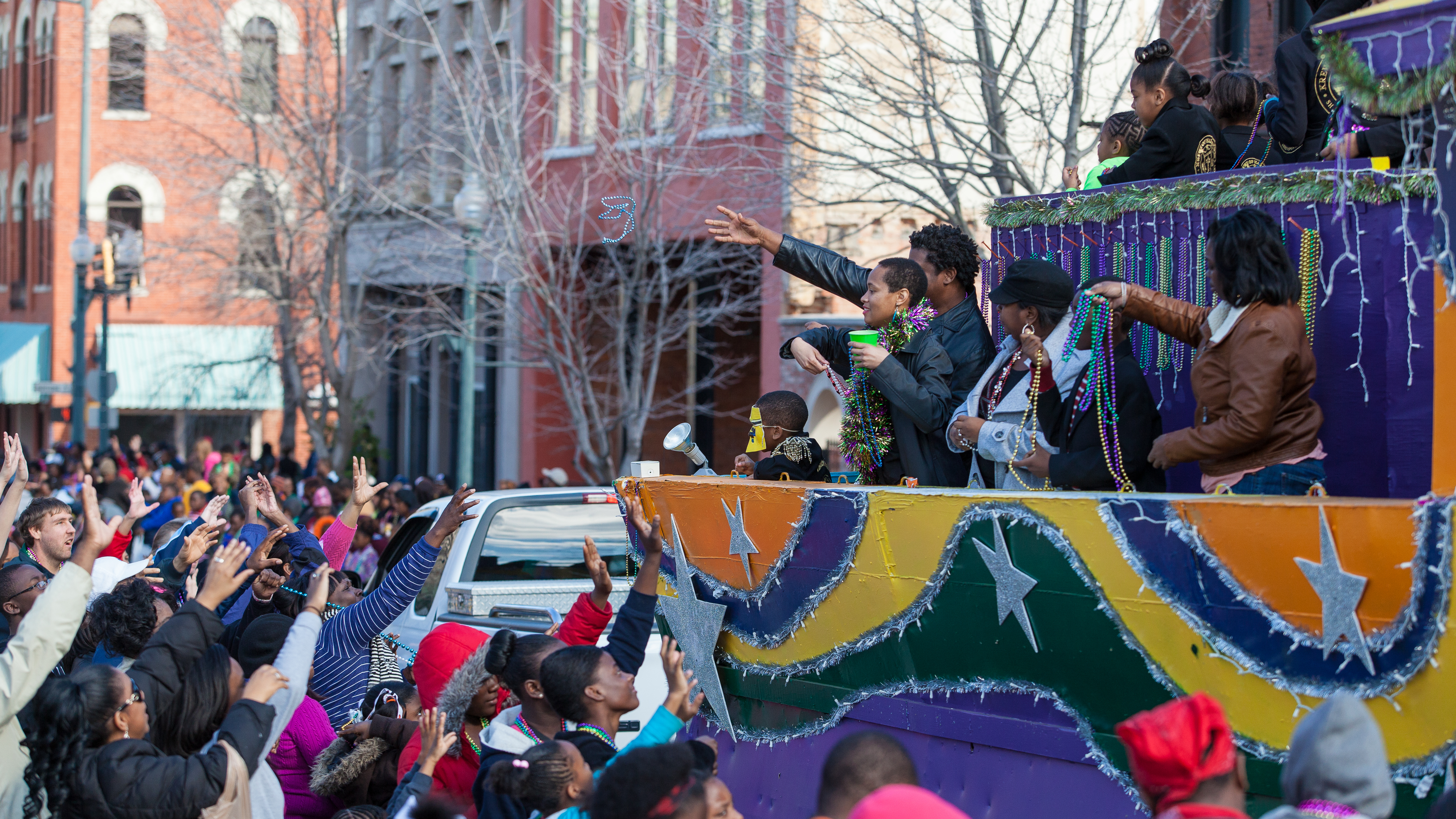 New Orleans keeps Mardi Gras beads out of storm drains with new initiatives