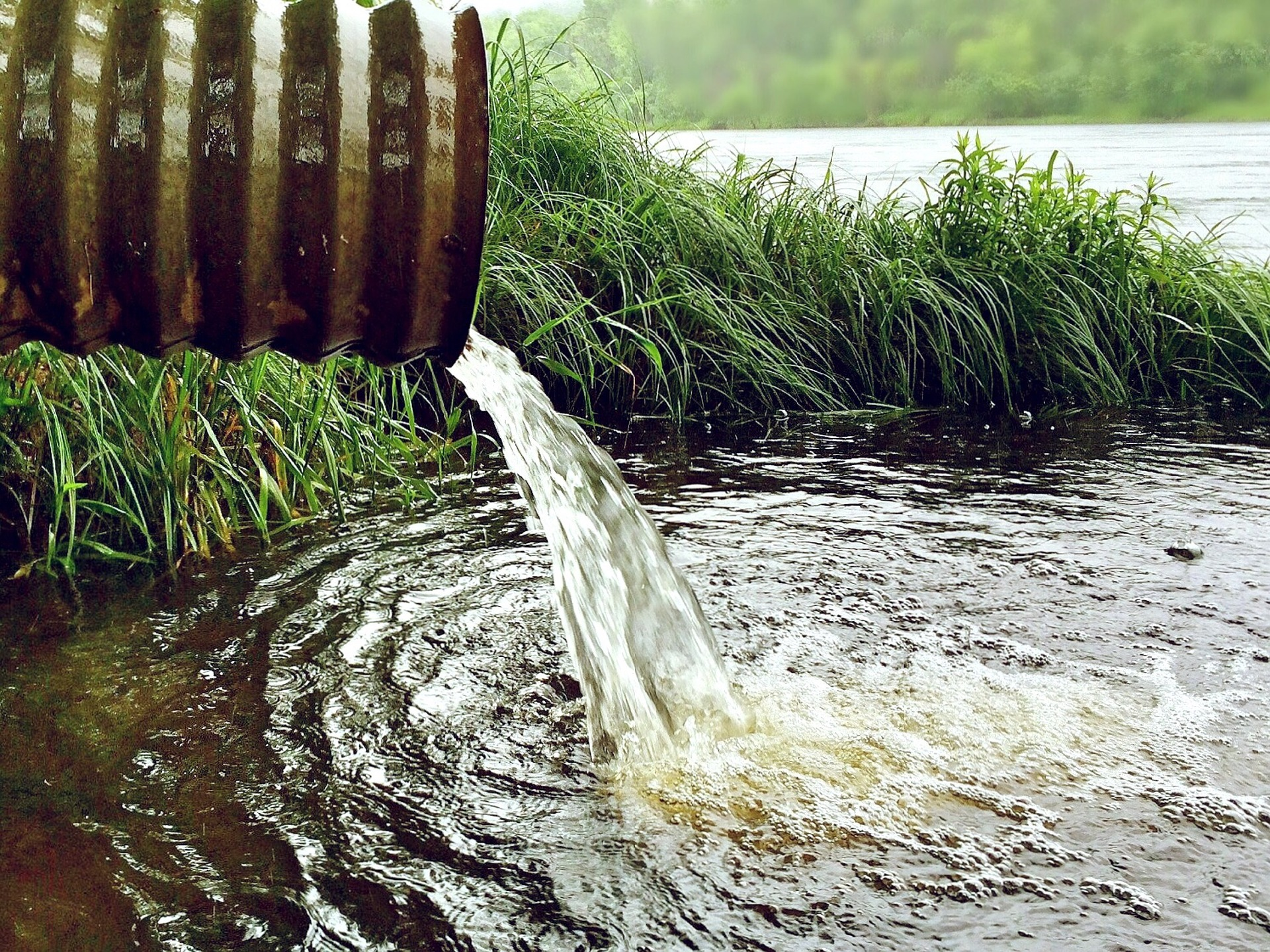 U.S. EPA to change rule-making process for wastewater blending