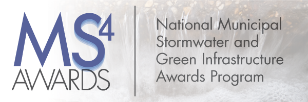 2018 National Municipal Stormwater and Green Infrastructure Awards open for nominations