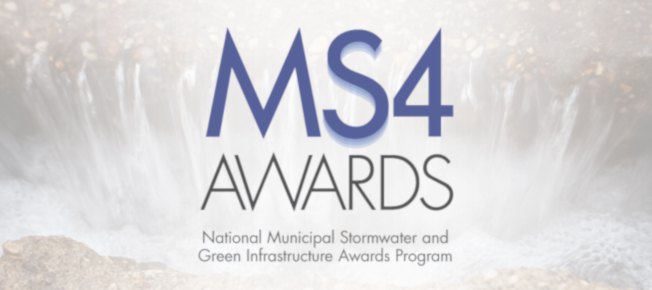 WEF Stormwater Institute announces 2018 MS4 Award winners