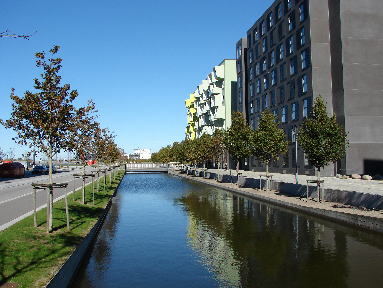 Denmark demonstrates footprint-free stormwater treatment method