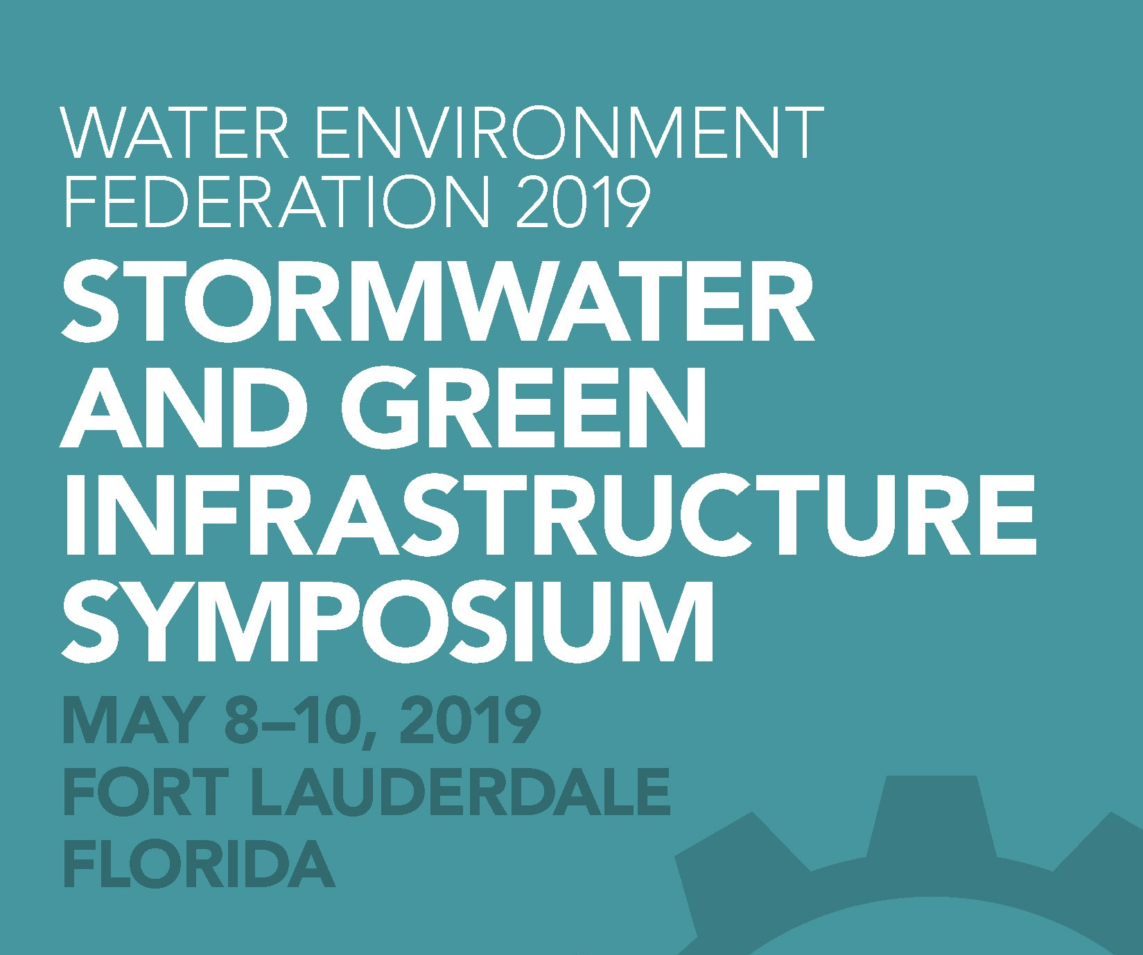 Read up on can't-miss events at WEF's inaugural Stormwater and Green Infrastructure Symposium