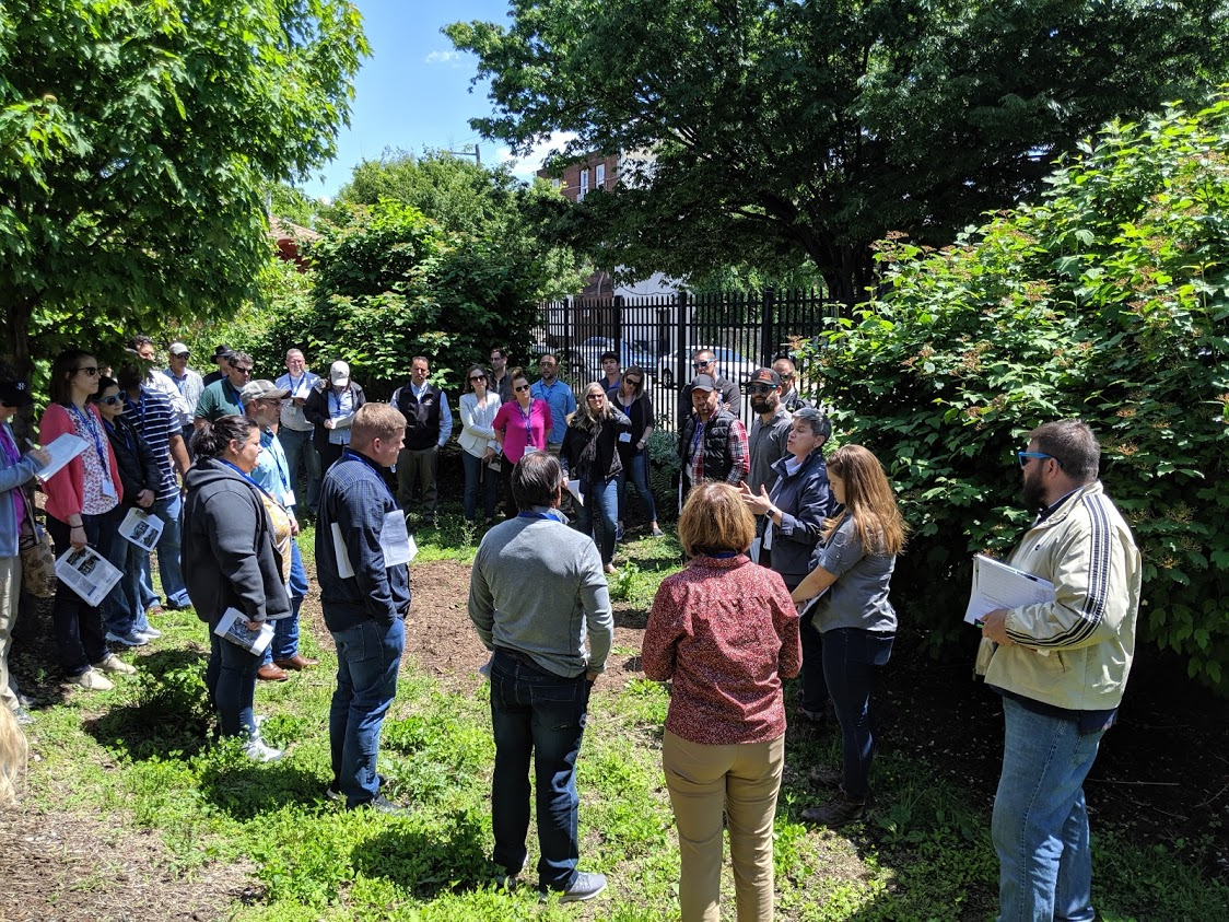 NGICP equips park professionals with green infrastructure skills