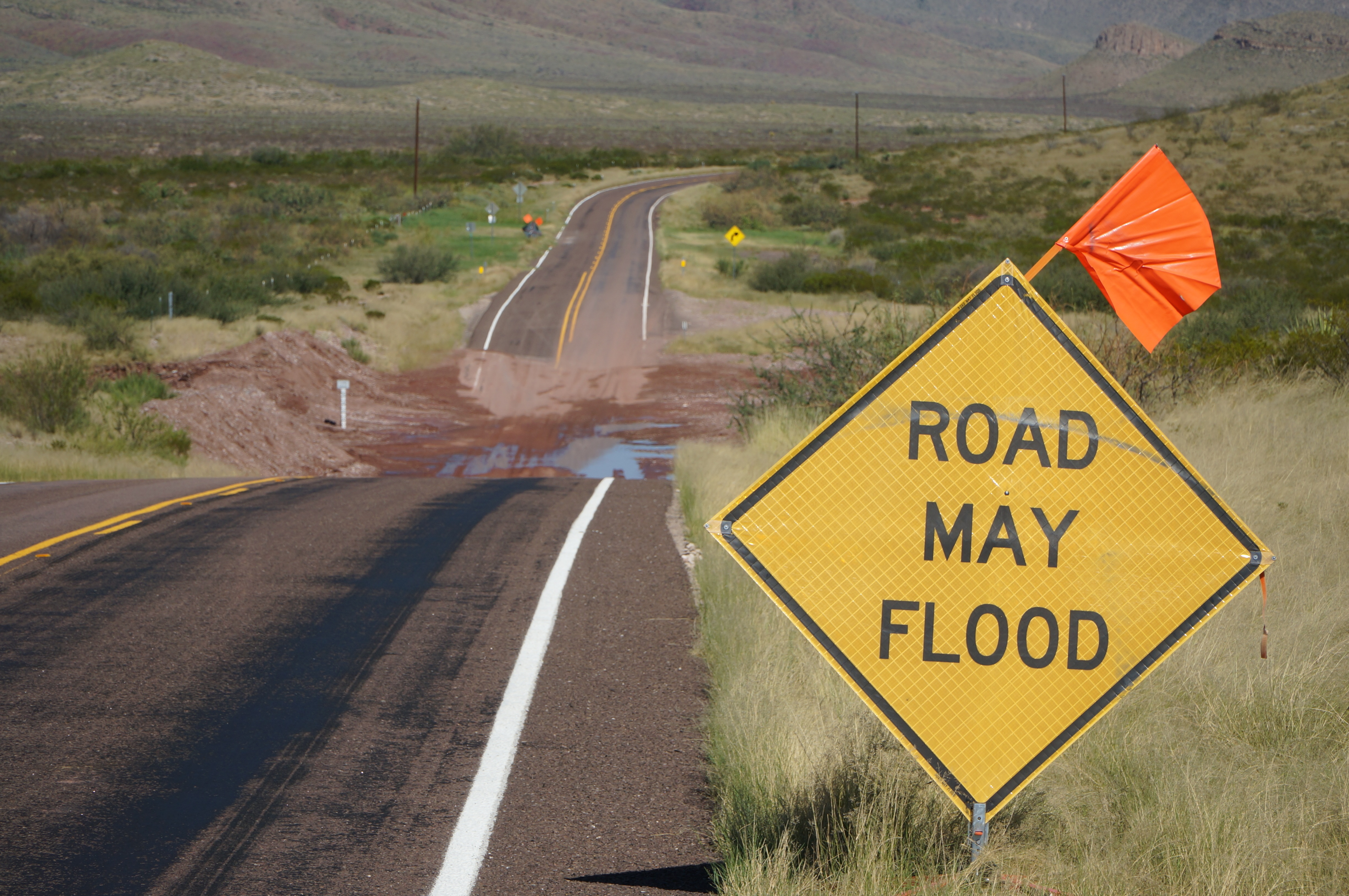 New flood model: Slight increases in rainfall can create major traffic disruptions