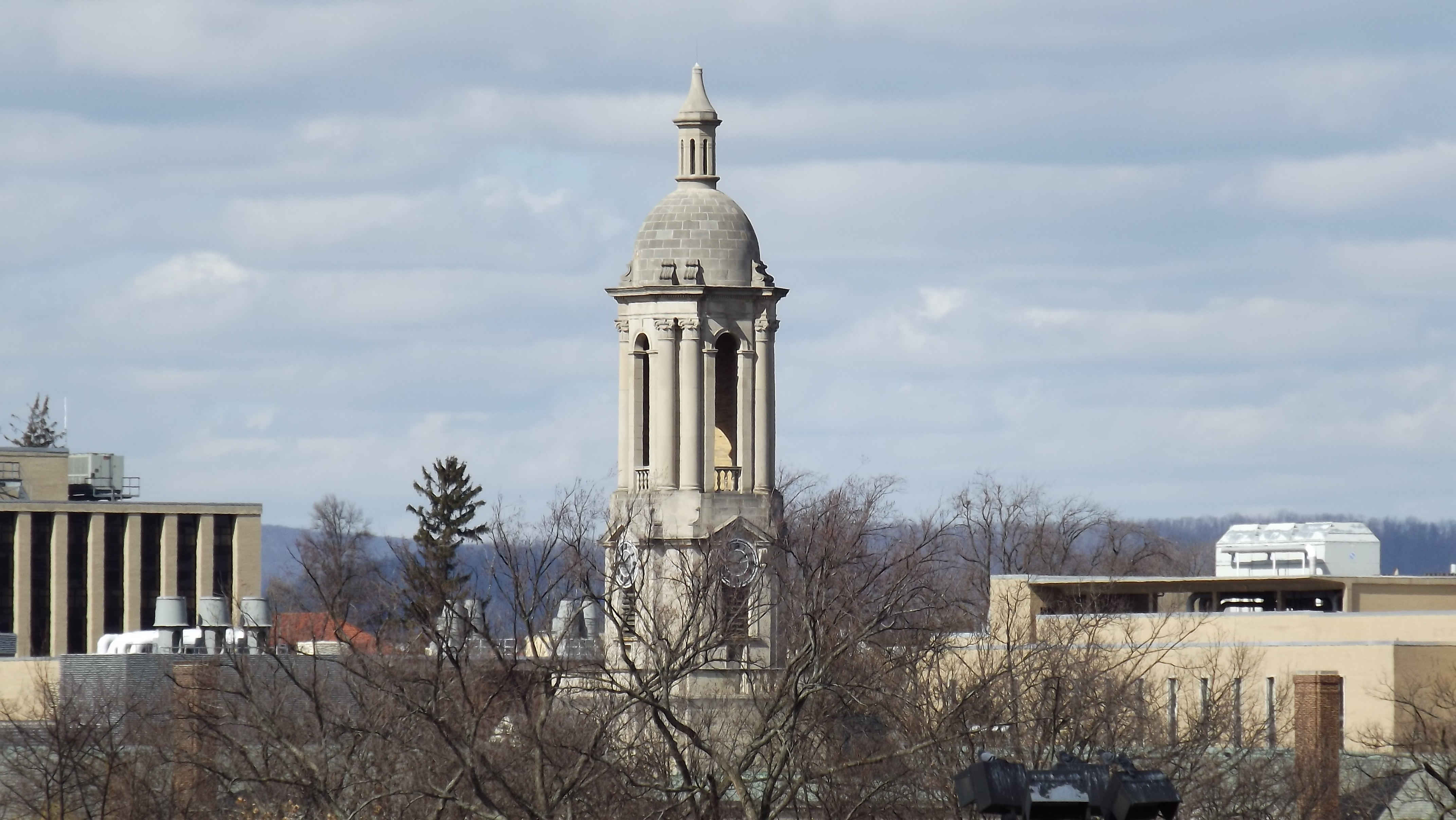 Penn State Plots New Course For On-Campus Green Infrastructure