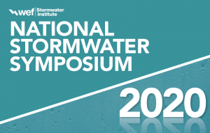 WEF National Stormwater Symposium 2020 @ Duke Energy Convention Center