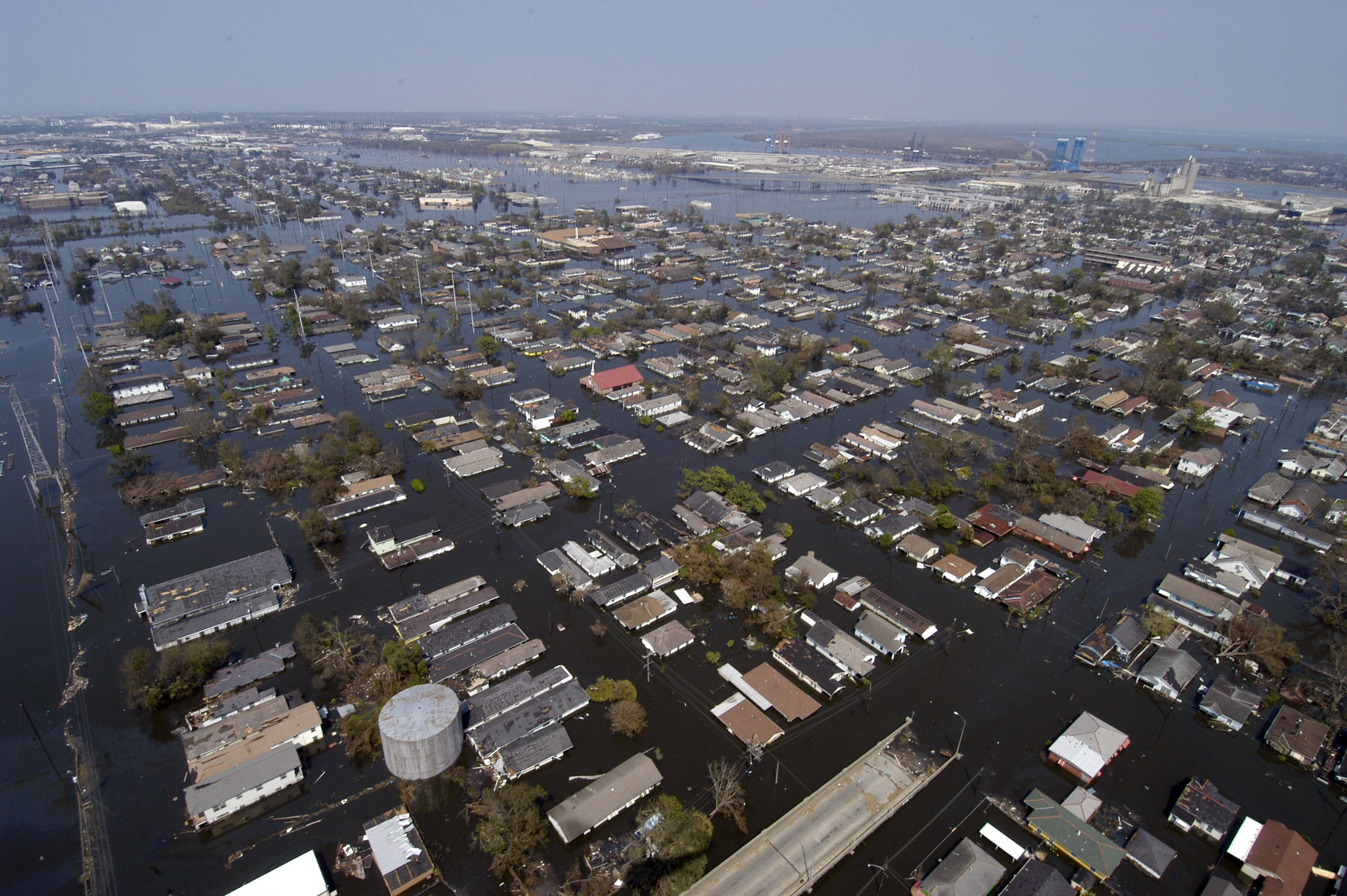 Louisiana to Receive $1.2 Billion Federal Grant for Flood Projects