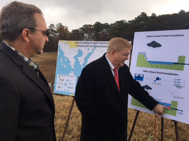 Maryland Partners With Opti and Walmart on 'Smart Pond' Trials