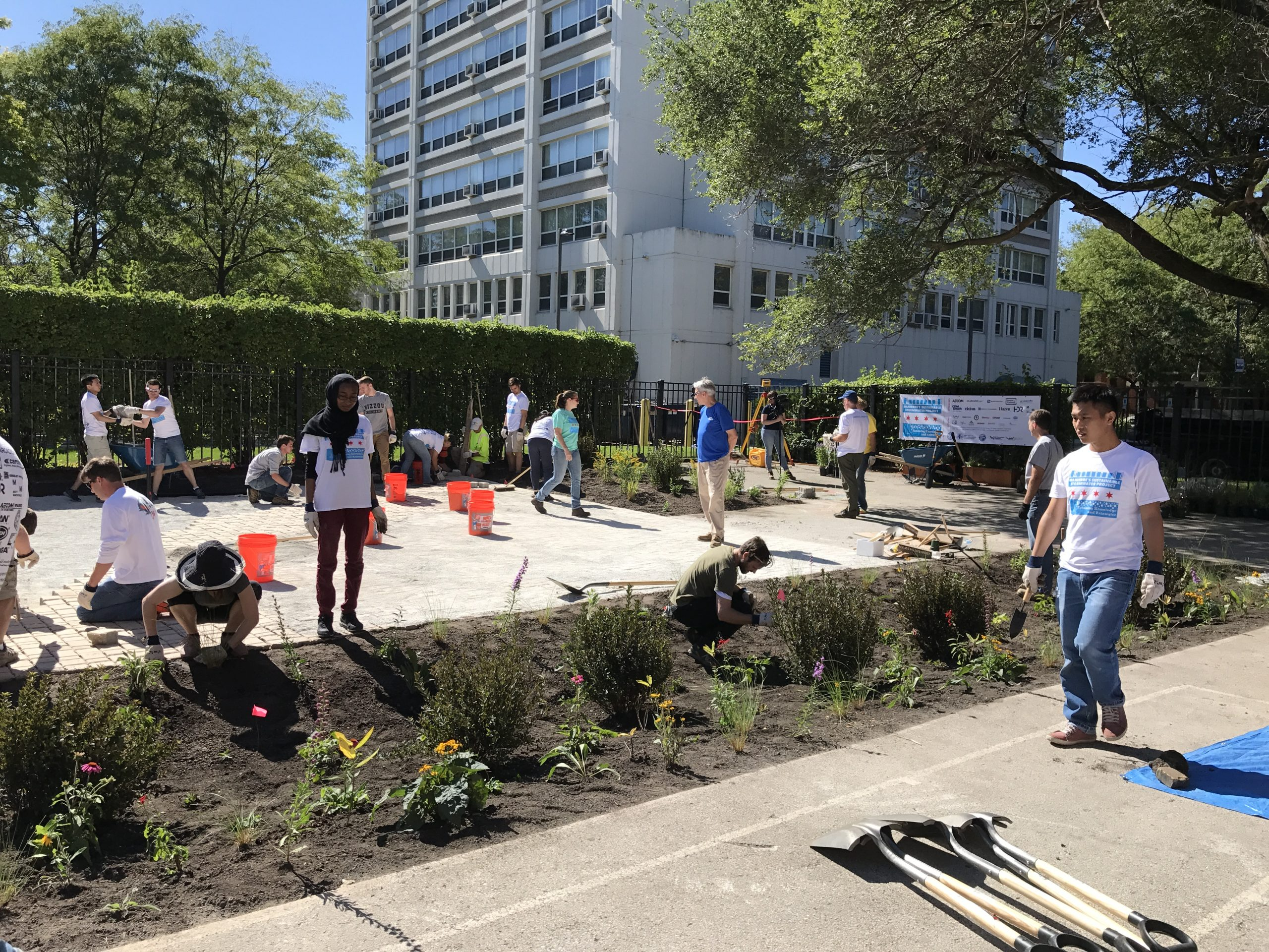 Study: Urbanites Value Green Infrastructure Benefits