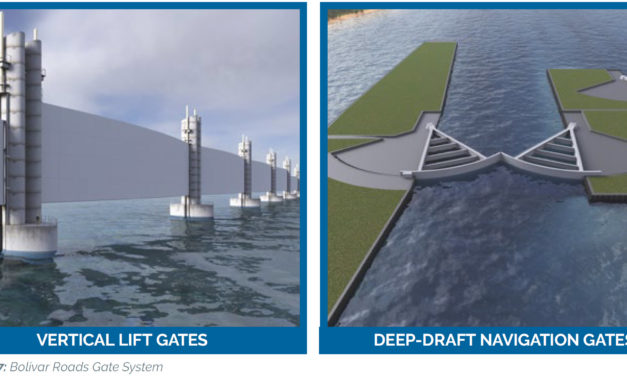 USACE Floats $26 Billion Plan to Flood-Proof Texas Coastline