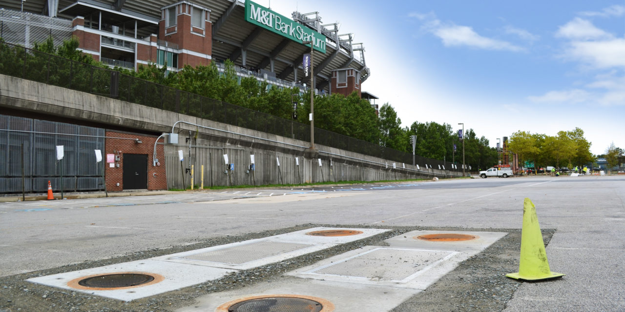 Baltimore's Camden Yards Joins Growing Group of Stormwater-Minded Sports Venues