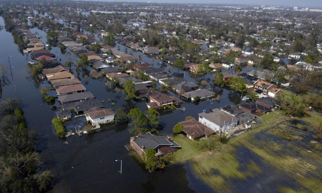 Flooding Likely to Hit Affordable Housing Hardest