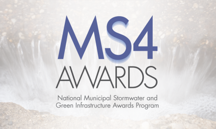 Doneux Discusses Innovation, Outreach, and MS4 Awards