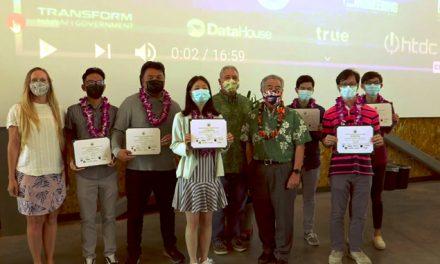 University of Hawai'i Program Schools Young Engineers in Stormwater Management
